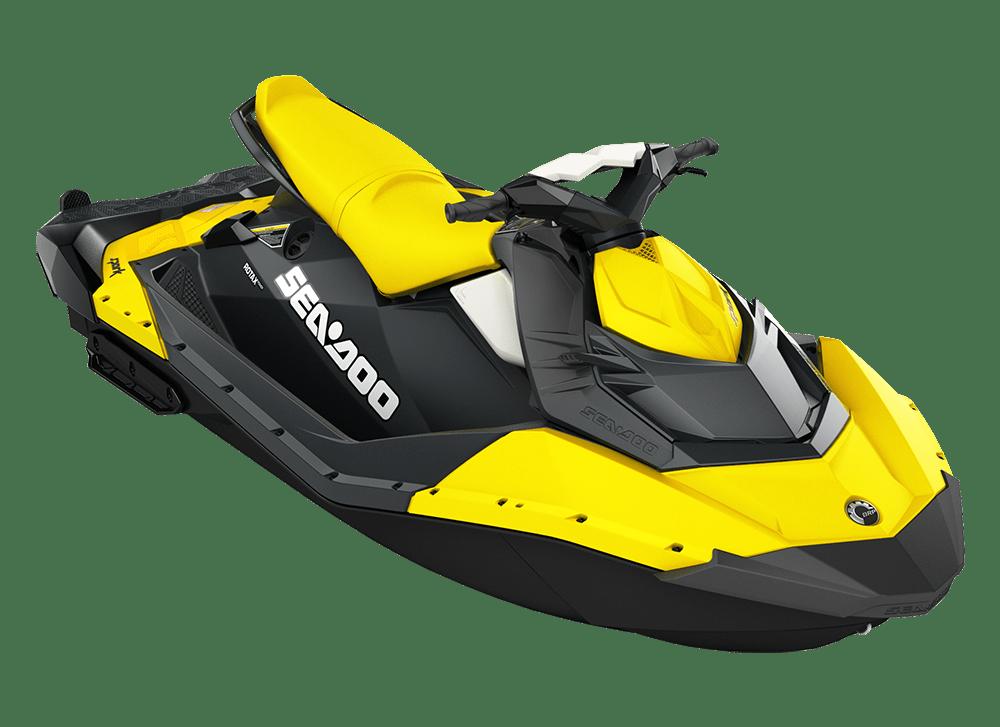SEA-DOO SPARK 3UP ROTAX® 900 H.O. ACE™ product image 3