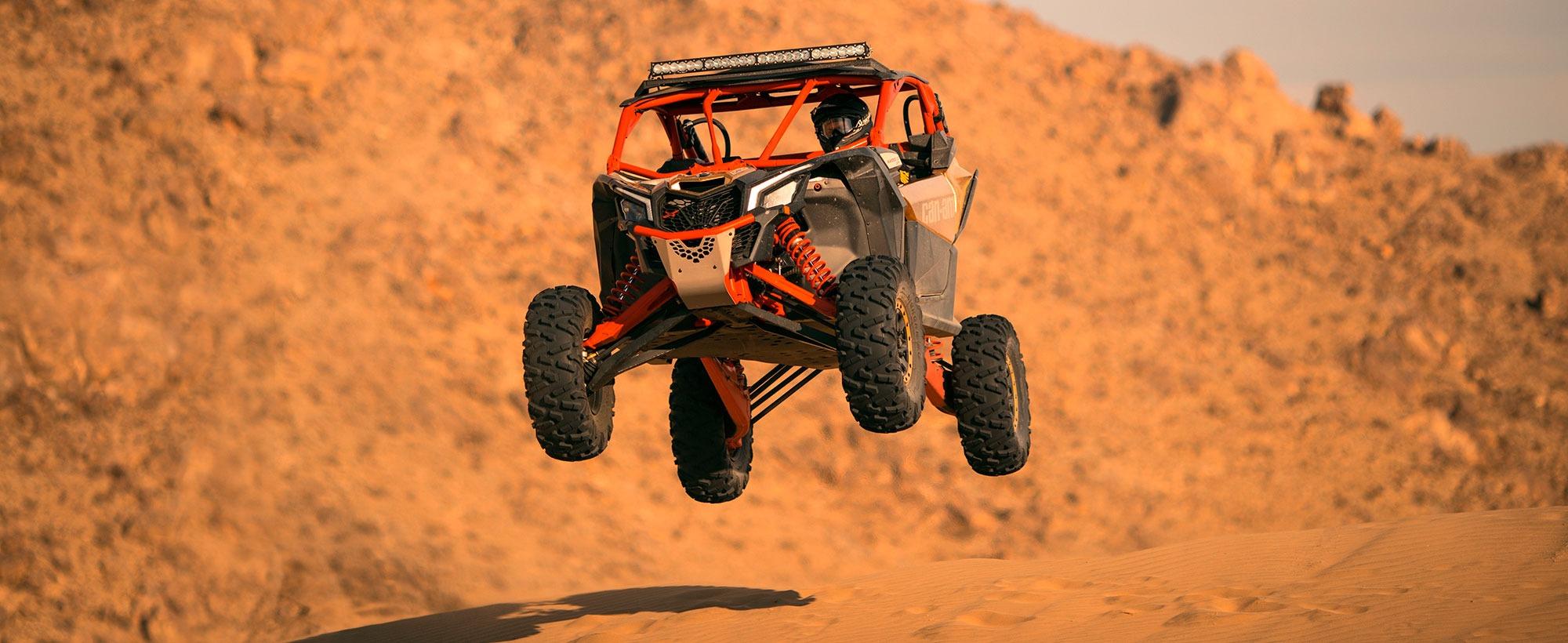 MAVERICK X3 X RS banner image 6