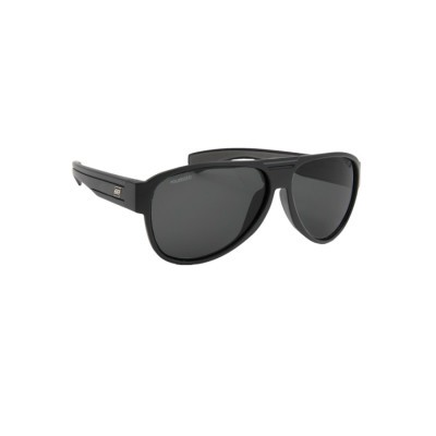 JET PILOT SECTION MATTE BLACK SMOKE SUNGLASSES product image