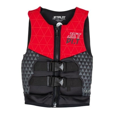 JET PILOT THE CAUSE F/E YOUTH NEO VEST RED L50 product image