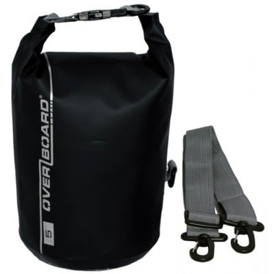 OVERBOARD W/P DRY TUBE BAG 5L BLACK product image