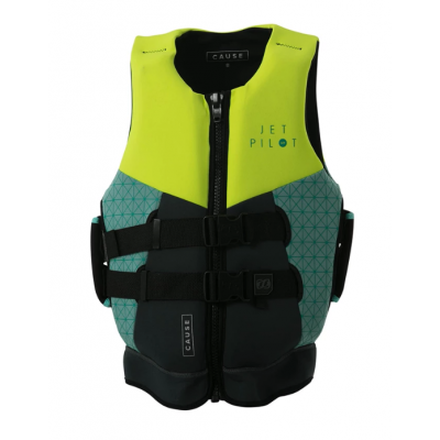 JET PILOT PFD CAUSE F/E L50 WMS YELLOW/TEAL product image