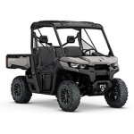 CAN-AM DEFENDER. TOUGH. CAPABLE. CLEVER